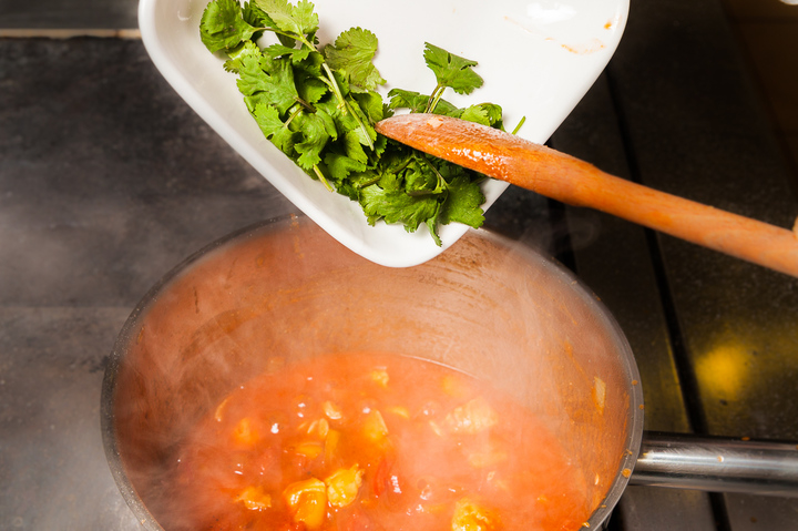 кесадилья с курицей и сыром пошаговый рецепт с фото