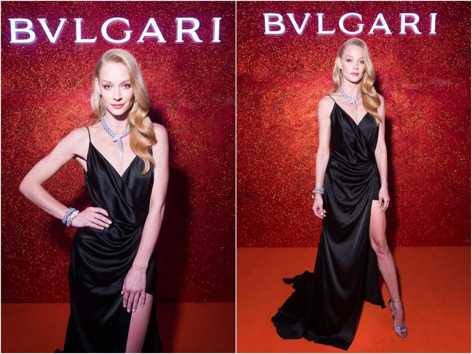 Картинки по запросу Bvlgari вместе с Музеями Московского Кремля в честь ретроспективной выставки «Очарование женственности