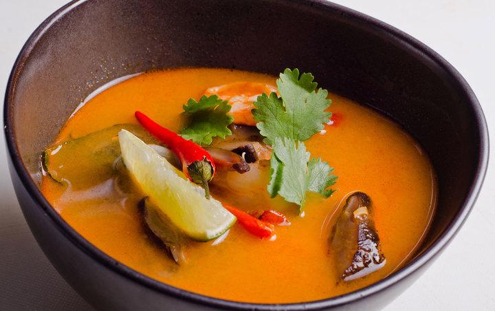как приготовить суп том ям в домашних условиях