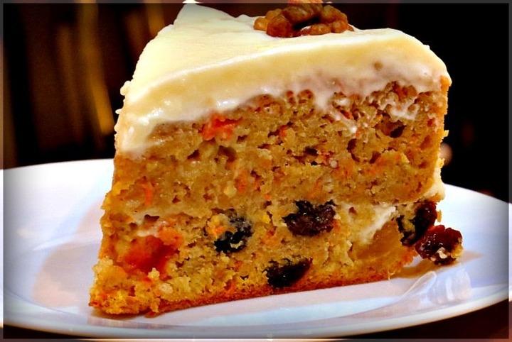 Рецепт морковного торта вкусного и
