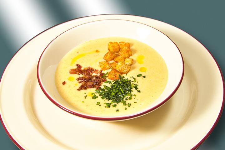 суп-крем из гороха