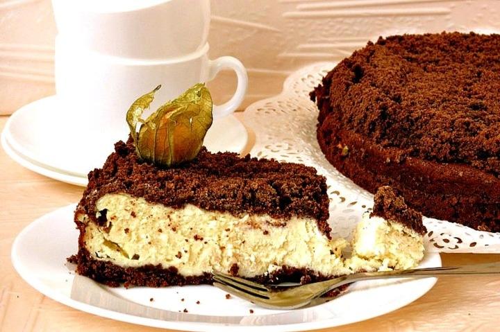 Торт с творогом и какао в мультиварке рецепты с фото