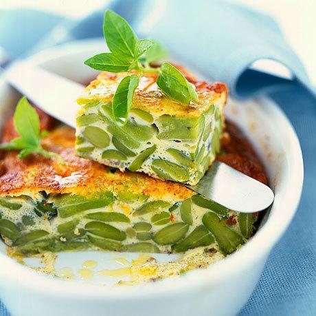 Вкусные летние легкие блюда