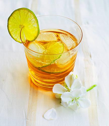 красивые фото чай с лимоном