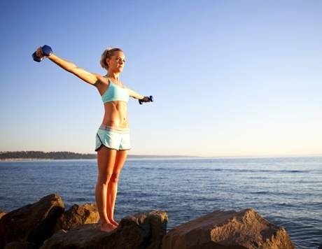 Как похудеть в ногах, не накачивая мышцы: упражнения для девушек и.