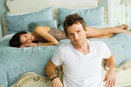 Сексуальные фантизии мужчины в постеле
