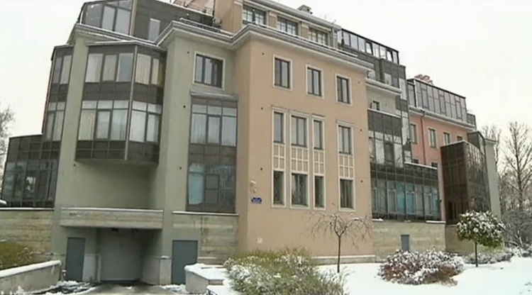 Квартира плющенко и рудковской фото