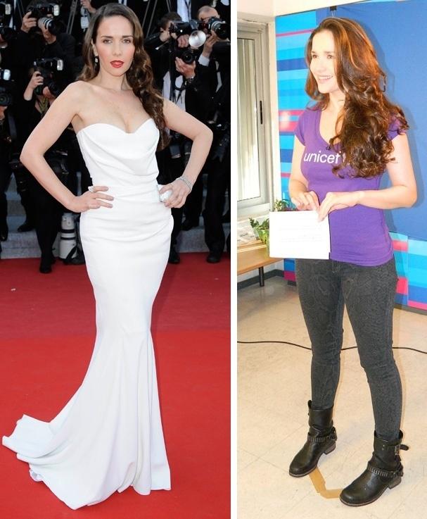 звёзды которые похудели до и после