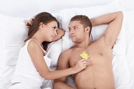 Степень удовольствия от секса