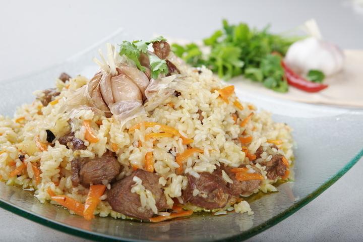 Плов из баранины пошаговый фото рецепт