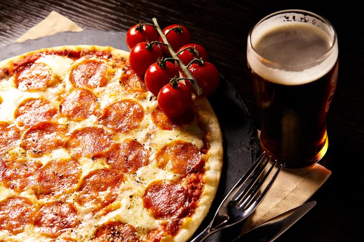 пицца пеперония рецепт