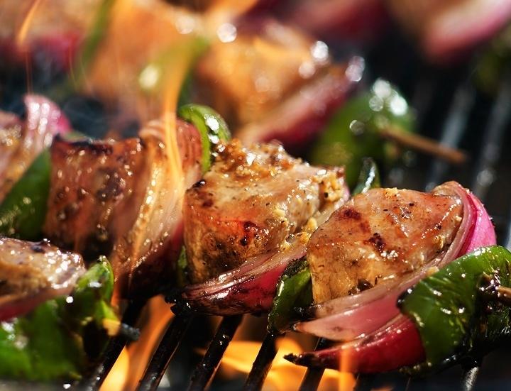 Необычные рецепты приготовления шашлыка рецепт приготовления салата с моцареллой и помидорами