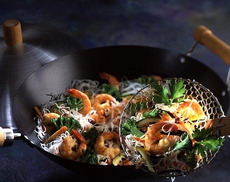 рецепты блюд приготовления на сковороде вок