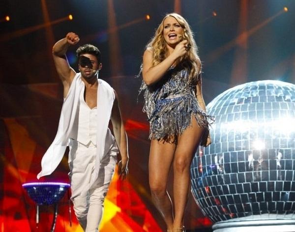 выступление беларусь второй полуфинал евровидение 2017 видео