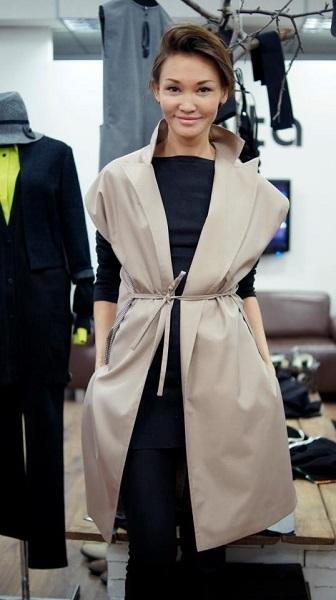 Салта дизайнер девушка модель в 40 лет работа