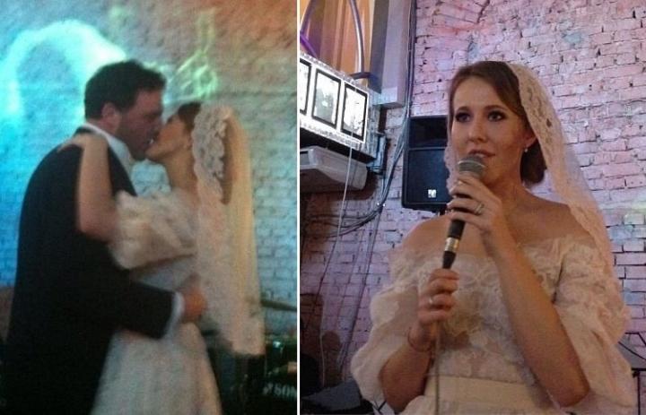 собчак замужем за виторганом фото