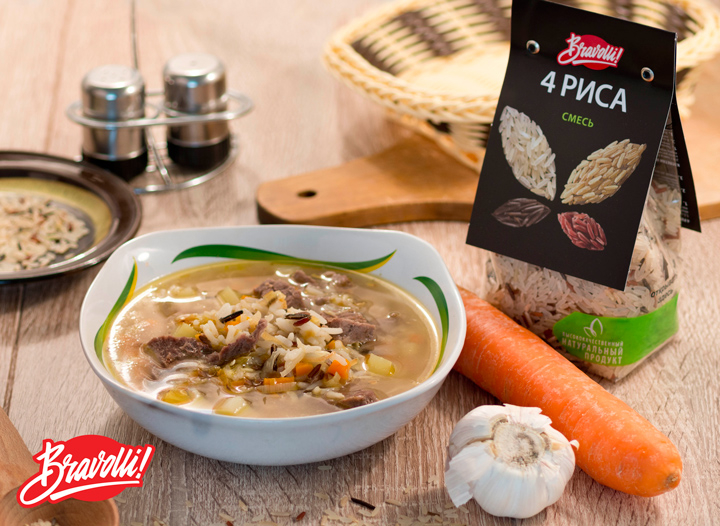 Рецепты супов с мясом говядины
