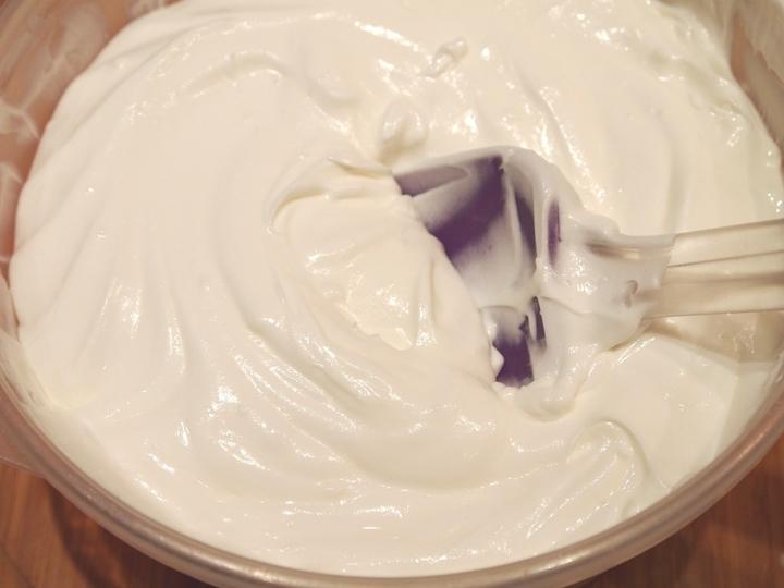 Как из йогурта сделать крем 819