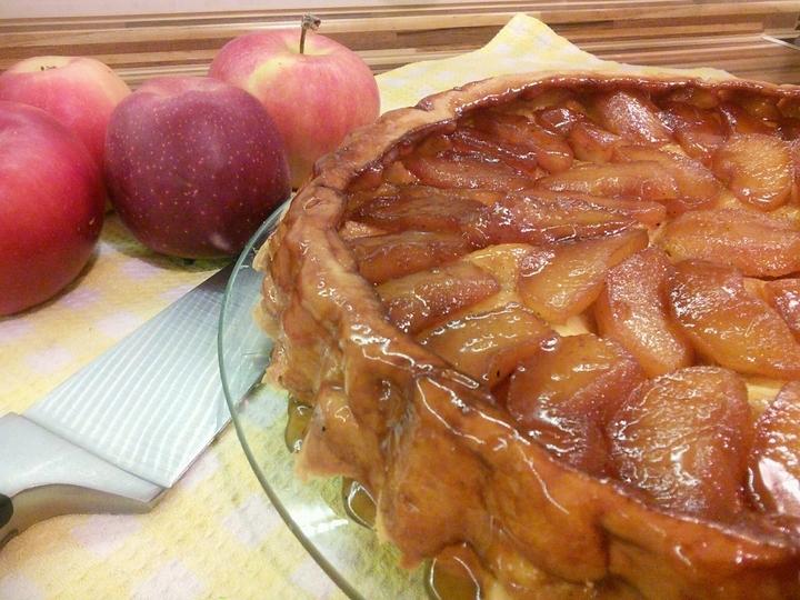 Яблочный пирог пошаговое приготовление