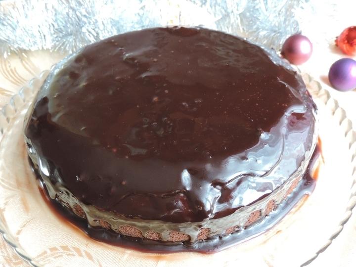 Пирог с творогом и шоколадом рецепт с пошагово