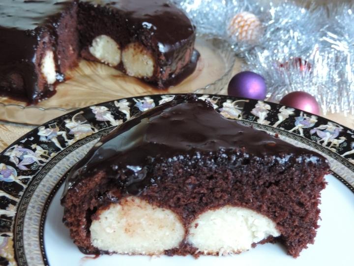 Но он такой нежный и вкусный, что пирогом назвать его просто невозможно.