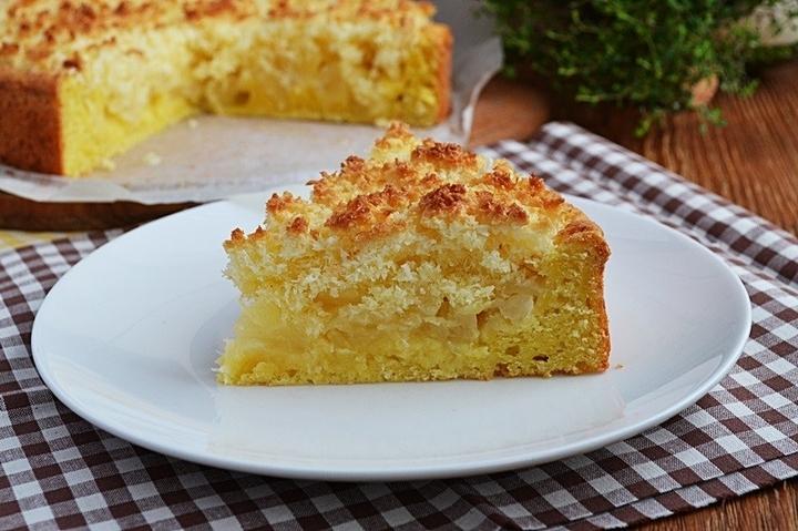 рецепты творожных пироговрецепт пирога с ананасом
