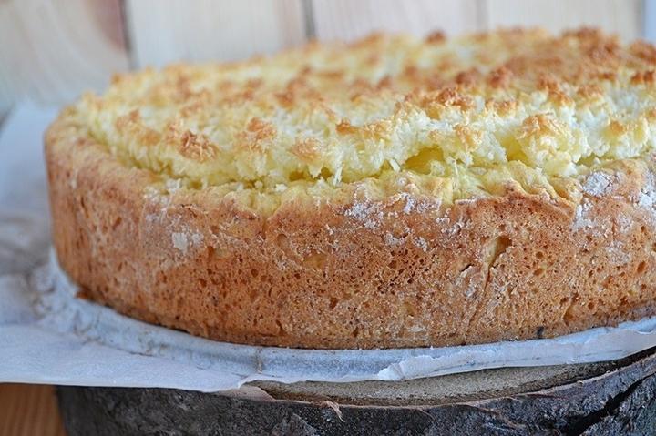 Пирог крошка с рецепт пошагово