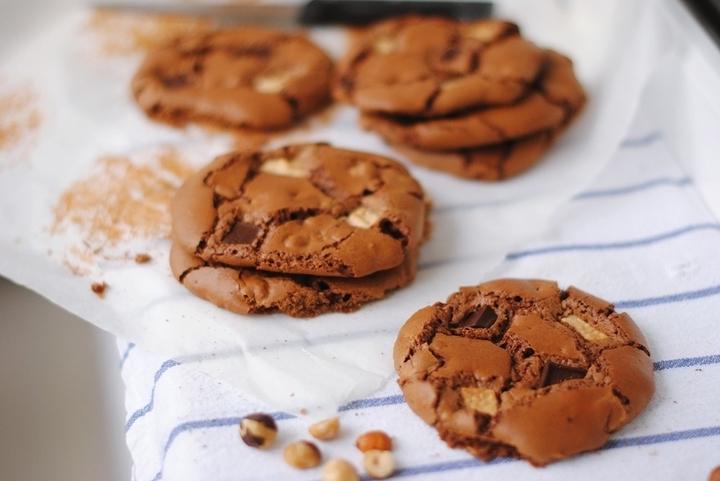 Печенье с фундуком рецепт