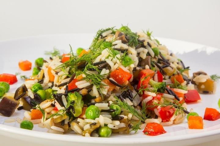 Рис с овощами рецепт  с фото пошаговый  Едим Дома