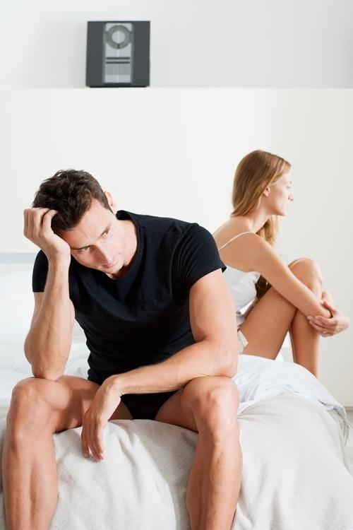 Первый секс неудачный