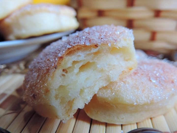 как приготовить печенье с творогом без масла