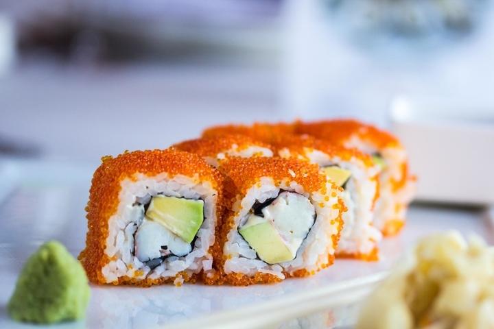 лучшие рецепты повара суши калифорния