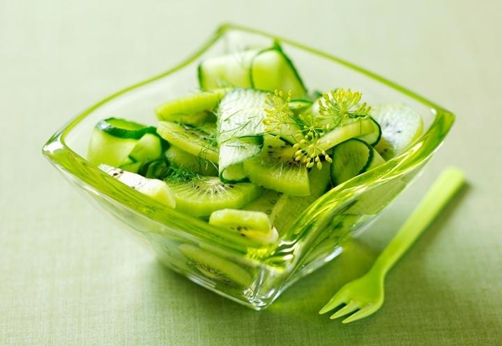 Рецепты из свежих огурцов