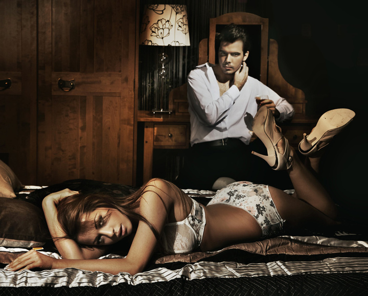 Нет чувств во время секса у женщин