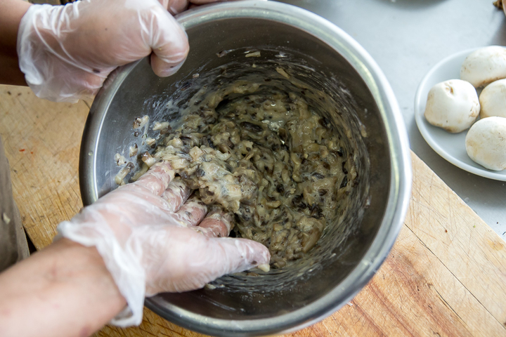 Что сделать из шампиньонов рецепт с пошагово