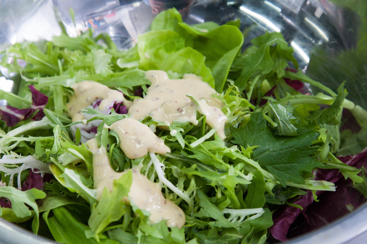 растение-горчичный салат фото