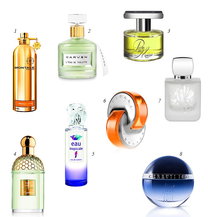 Духи и парфюмерная вода Acqua Di Parma