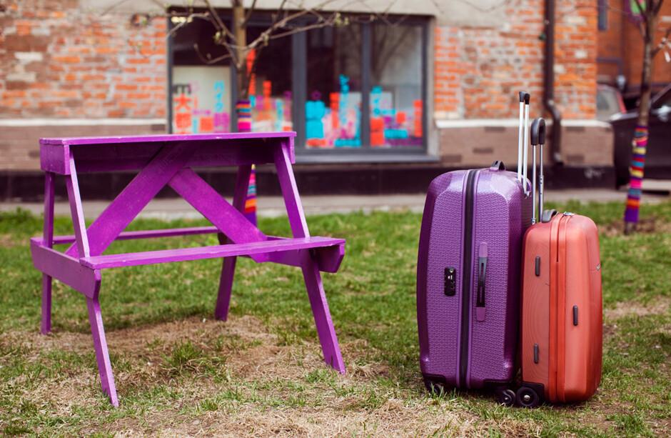 Чемоданы лучше брать в поездку рюкзаки datashell
