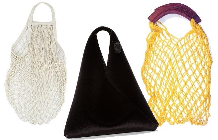 Хозяйственные сумки авоськи