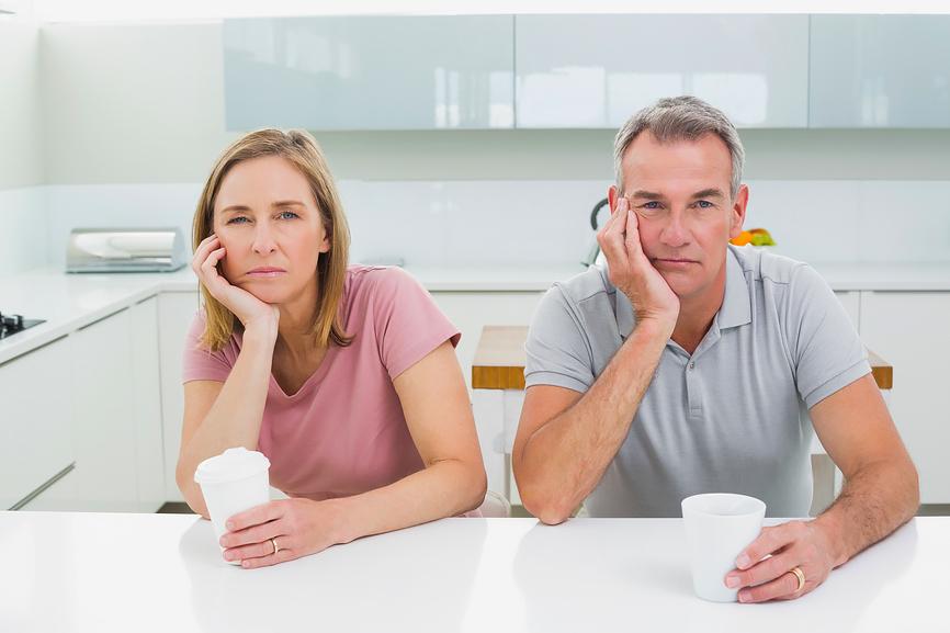 Распад семьи женщина не хочет секса