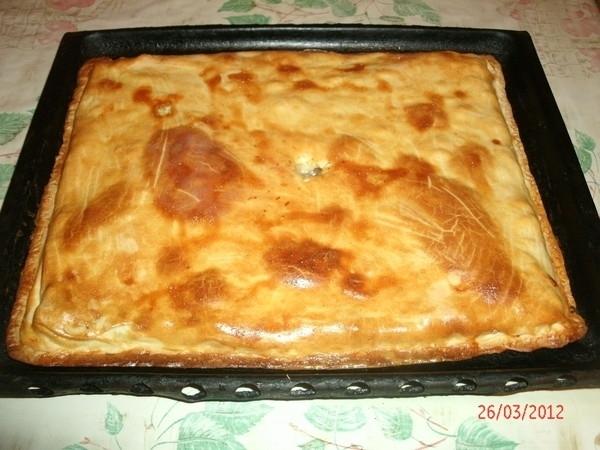 пирог с мясом лучший рецепт
