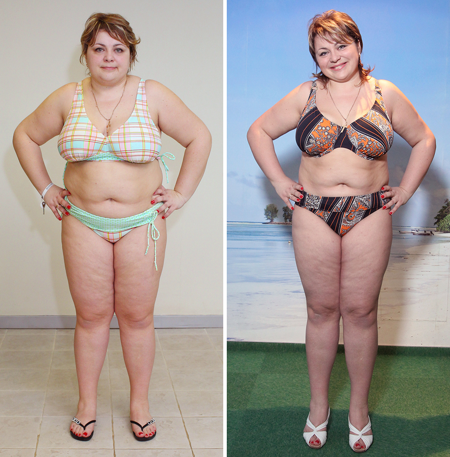 как похудеть дома без таблеток