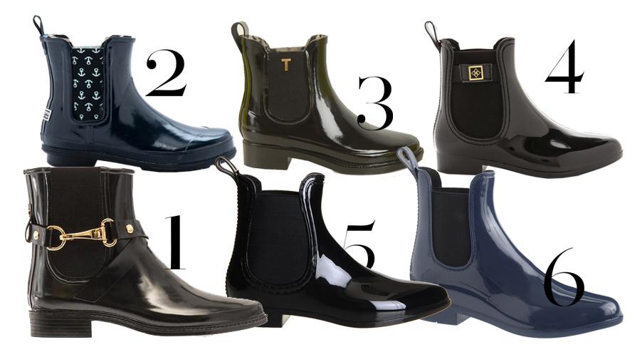 45ac2cfcc Хочу Vs. Могу: резиновые ботинки челси - Мода - Леди Mail.ru