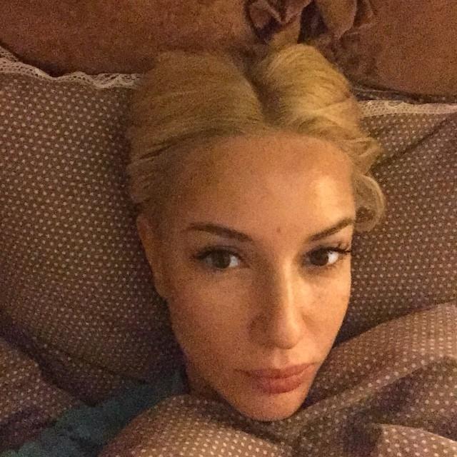 лера кудрявцева фото 2016 без макияжа