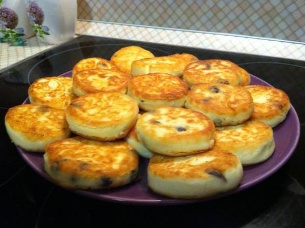 Сырники рецепт пошаговым фото