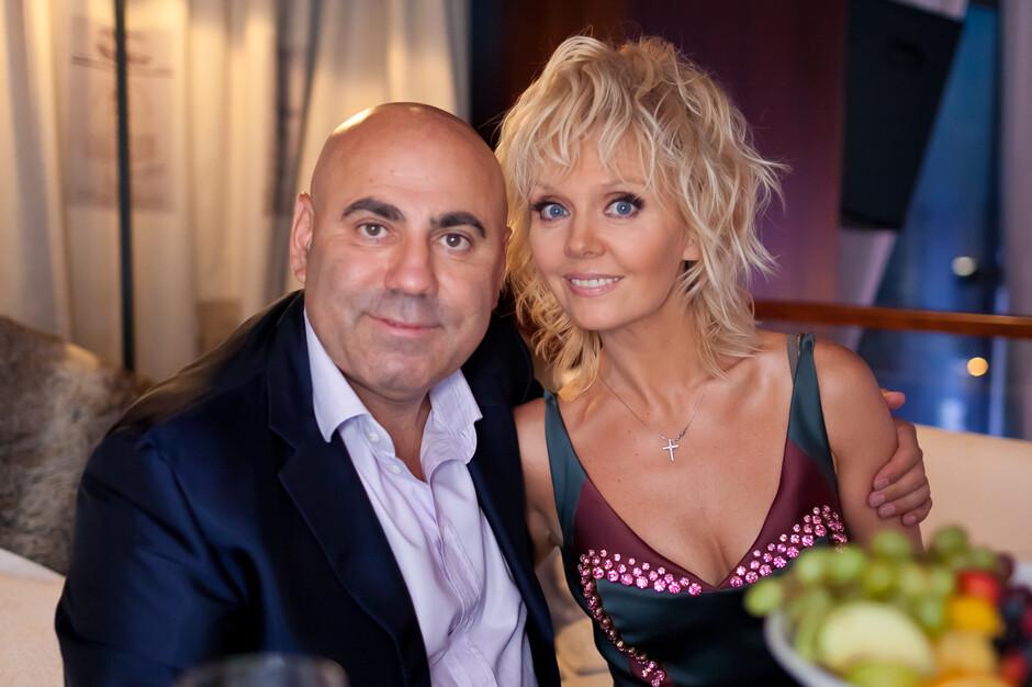 История любви: Валерия и Иосиф Пригожин - История успеха - Леди Mail.ru