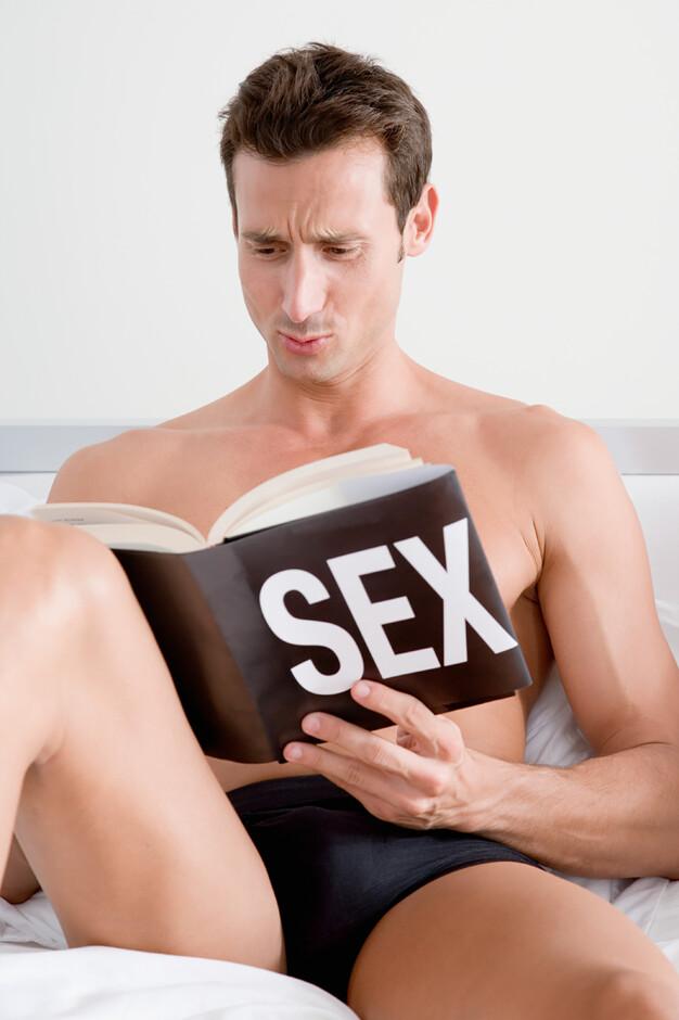 Сексуально озабоченные мужчины