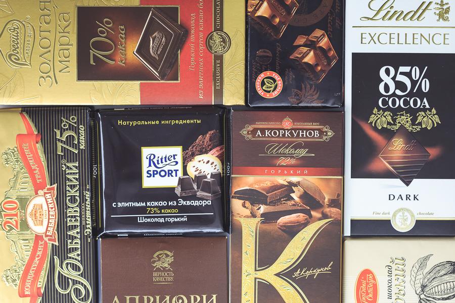 горький шоколад повышенном холестерине