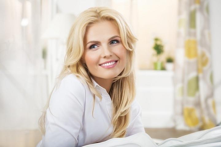 красивые женщины фото после 40