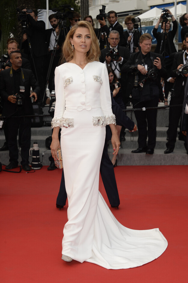 2d0b412d6f0 Каннский кинофестиваль 2015  главные платья церемонии закрытия ...